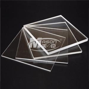 Best High Gloss 3mm-20mm Acrylic Perspex Sheet 1220x2440 Mm Transparent wholesale