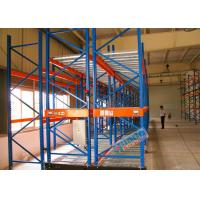 Quality Heavy Load Mobile Storage Racks Warehouse Pallet Racking For Space Optimization wholesale