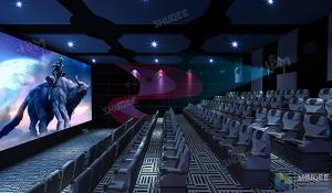 Best SHUQEE Warm Welcomed SV 3D Cinema With Lifelike Picture Shock Resistance wholesale