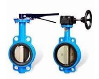 Best Marine Centric Manual Operated Wafer Butterfly Valve wholesale