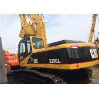 Best New arrival secondhand excavator CAT 320CL 21 ton & 1m3 excellent condition crawler excavator wholesale