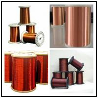 Cheap Polyurethane AWG Ultra Fine Flat Super Enamelled Copper Wire For Winding for sale