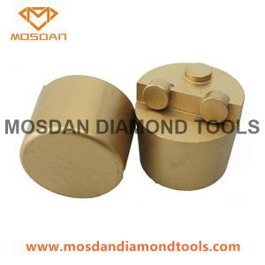 Best Concrete Grinding Diamond PCD Plug wholesale