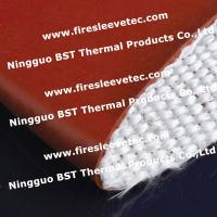 Best 96 oz Silicone Rubber Coated Fiberglass Fabric wholesale