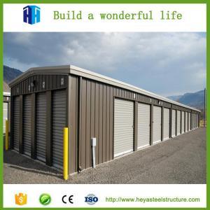 China Sandwich panel building storage warehouse workshop shed construction on sale