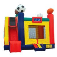 Buy cheap 2011 new style inflatable bouncer/inflatable castle/inflatable combo from wholesalers