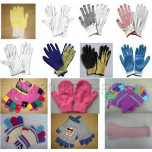 China Knit gloves on sale