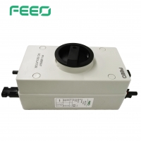 Best DIN Rail Mounted 3 Phase 1500V 32A Rotary Isolator wholesale