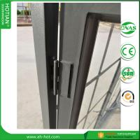 Best China top supplier steel window design triple glazed windows double glass pane wholesale