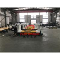 Best 3 Ply Corrugated Cardboard Production Line 1800mm Hydraulic Mill Roll Stand wholesale