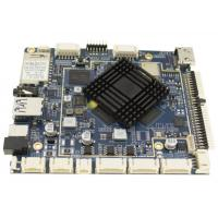 Best Dual Screen Embedded Computer Boards , Digital Signage Android OS Embedded CPU Boards wholesale