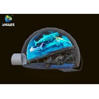 Best Electic Simulator System Dome Movie Theater With 12 Months Warranty wholesale