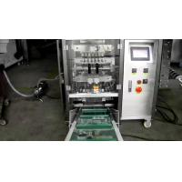 Bright Color Automatic Liquid Packing Machine for oil / shampoo , 1 year Warranty