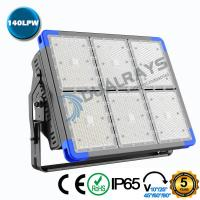 Best SMD3030 1080W LED Sports Ground Floodlights Different Beam Angle Dualrays F5 Series wholesale