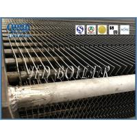 Best stainless steel double H fin tube for boiler for power plant from China wholesale