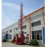 Quality 2600kg Counter Weight For Construction Hoist *22×3;18.5×3kw With Loading 2800kg wholesale
