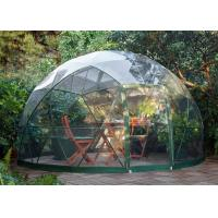 Best Commercial Display Multi-functional Transparent White Outdoor Event Dome Tent wholesale