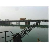 Quality Heavy Load  Long Span Bridge Simple Beam Bridge With Steel Truss Panel wholesale