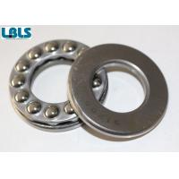 Best Thrust Ball Bearing Stainless Steel 51116 Ring Metal HRC60-65 Hardness wholesale