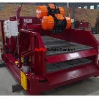 Best High vibration strenth linear motion shale shaker for oil and gas drilling solids control wholesale