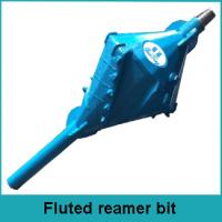 Buy cheap fluted reamer,fluted reamer bit,hdd drill tools,HDD drill bit from wholesalers