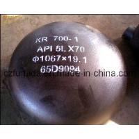 Best Butt Welding Carbon Steel Pipe Cap wholesale
