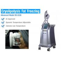 Buy cheap Non Surgical Liposuction Cryolipolysis Body Slimming Machine , Vacuum Weight from wholesalers