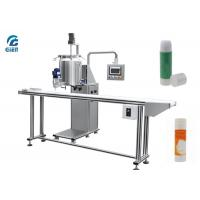 Best 220V Voltage Lip Balm Making Machine 1-12 Heads With Heating Function wholesale