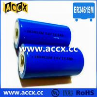 Best Primary Lithium/ER Battery with 3.6V Voltage and 19Ah Capacity er34615 wholesale