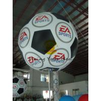Cheap PVC 1.8m Inflatable Lighting Balloon Digital Printing For Celebration for sale