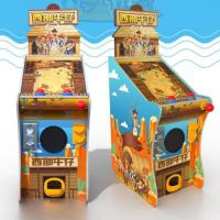Best Coin - Operated Colorful Pinball Game Machine High End Atmospheric Grade wholesale