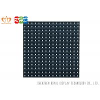 Best Outdoor Transparent Led Screen SMD3535 , 1/4 Scanning Driving Mode wholesale