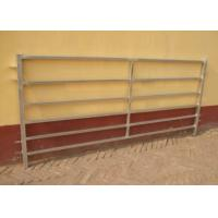 Best Durable Heavy Duty Cattle Yard Panels Abrasion Resistant Steel Materials wholesale