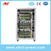 Best ABOT New Product Static SCR 3 Phase 80KVA AVR AC Voltage Regulator Stabilizer wholesale