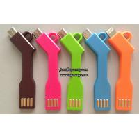 Best KeyChain Micro USB Cable Charger Data Sync Key chain Charging Micro USB Cable Cord Line wholesale