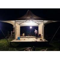 Best Clear Wall Geodesic Dome Hotel Tent for Exhibition and Tourism House wholesale