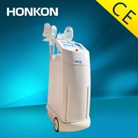 China Laser Fat Freezing Machine Four Handles 1 - 90mins Fat Removal Device on sale