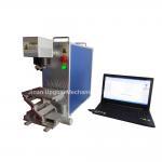 Best Portable Fiber Laser Marking Machine for Metal Materials Marking wholesale