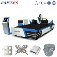 Best Advanced Fiber Laser Cutting Machine for SS/MS/Alu 6000*2000mm (500W/1000W/1500W/) wholesale