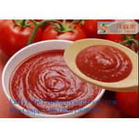 Best 70g-4500g Canned tomato paste in tin wholesale