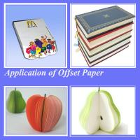 Cheap offset printing paper of high quality china for sale