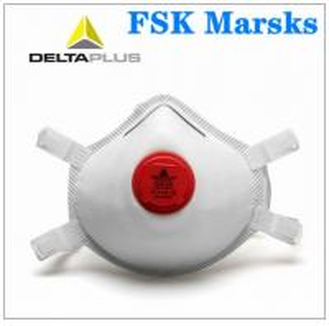 Best Non Woven Anti Virus Face Mask M1300VSC Deltaplus Mask High Efficient Filtering wholesale