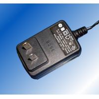 Best United States Network Wall Mount Power Adapter 12V DC 1A 12W UL CE FCC wholesale