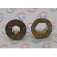 Best Precise Turned Metal Parts  Brass Positioning Nuts Fit Electrical Equipments wholesale