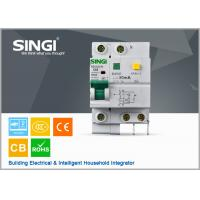 Best Singi Residual - current mini electrical circuit breaker 1P  2P 3P 4P wholesale