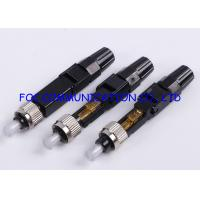 Quality FC Field Installable Fast Connector For FTTH Cable / Indoor Patch Cable wholesale