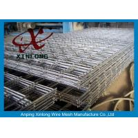 Best Concrete Floor Reinforcing Mesh , Steel Mesh For Concrete Reinforcement wholesale