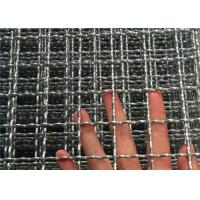 Best Stainless Steel 304 And 316 Crimped Woven Wire Mesh Filtering Type Long Life wholesale