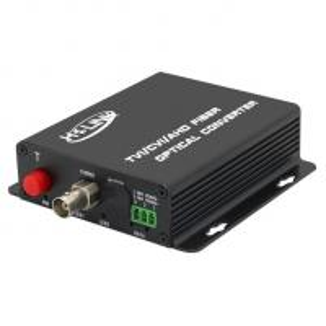 Best Support 5 Megapixel CCTV Analog Camera 720P/960P/1080P AHD HDTVI HDCVI 1 Channel Video Fiber Transmitter wholesale