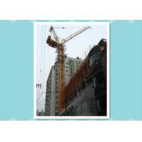 Safe Building Luffing Tower Crane Jib Length 40m And Max Load 6 Ton